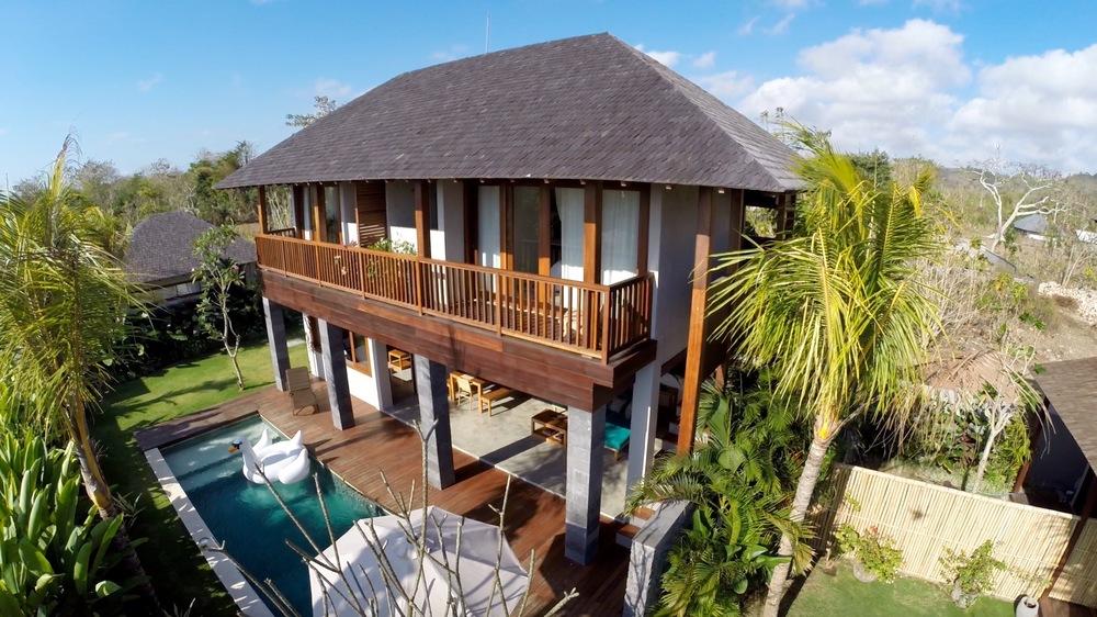 Melali Accommodation Bingin Bali