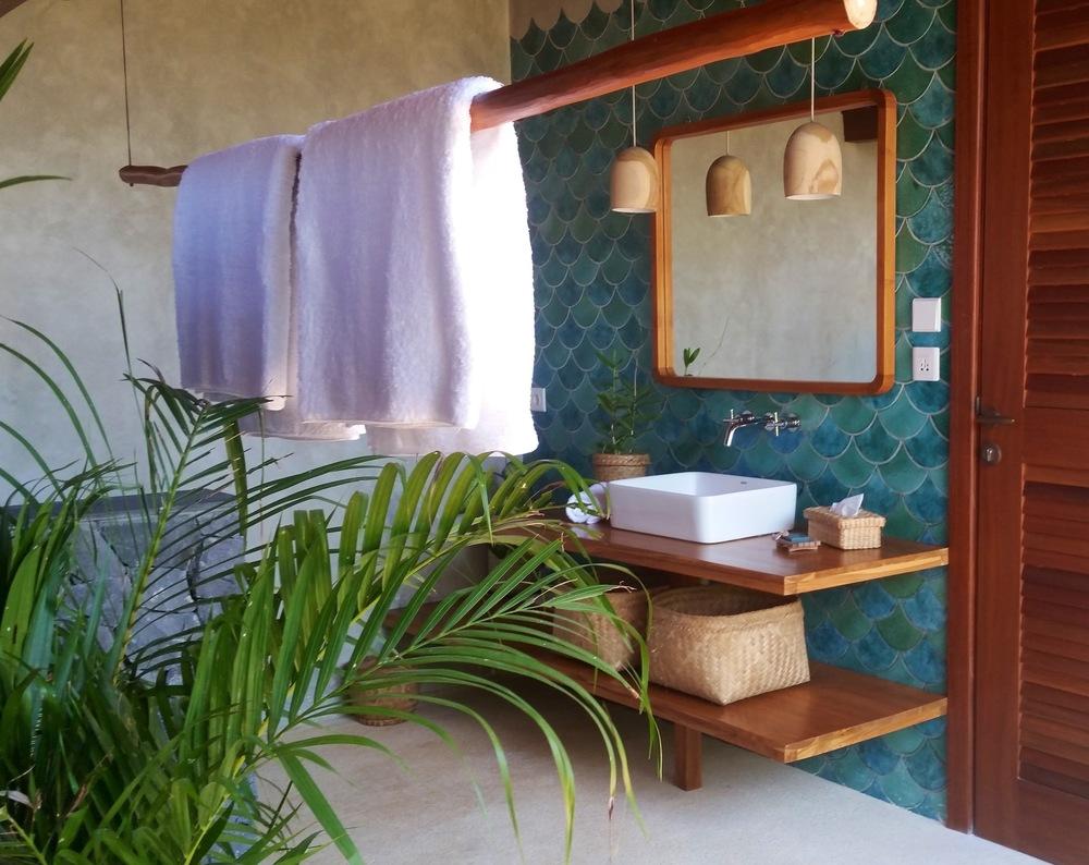Bathroom Accommodation Bingin Bali