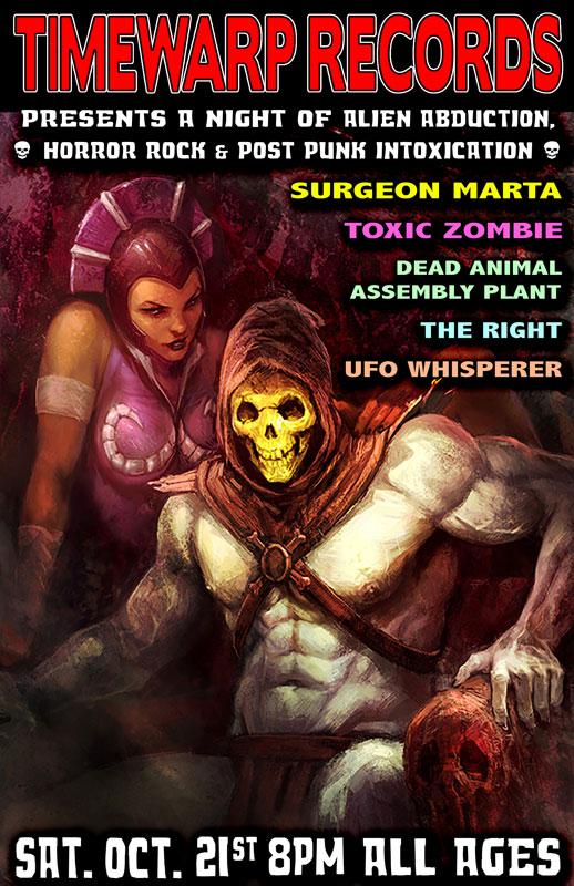 Plotting with Evil Lynn & Skeletor by  Miguel Regodón Harkness