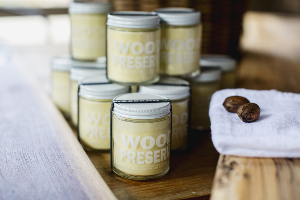Wood Preserve Wax