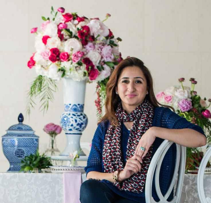 Amna Rather, Creative Director, Lemon Truffle Designs