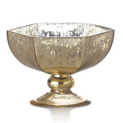 CA-4: Gold Mercury Lida Bowl