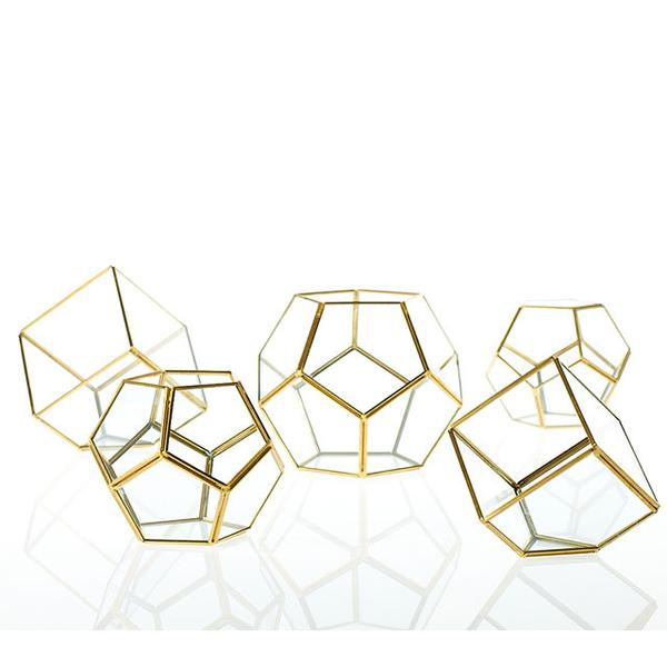 CA-8: Assorted Geometric Lanterns