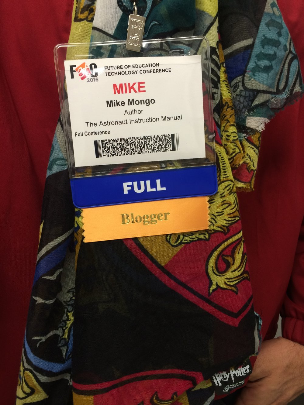 FETC badge