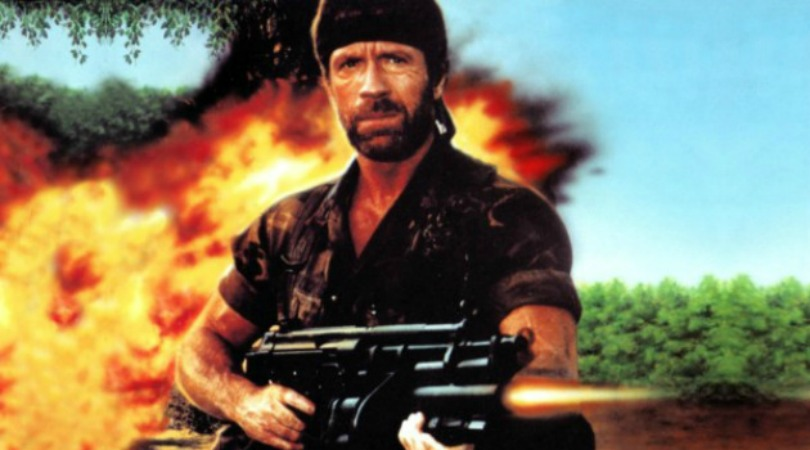 11 Quotes that are waaaay better when Chuck Norris says them