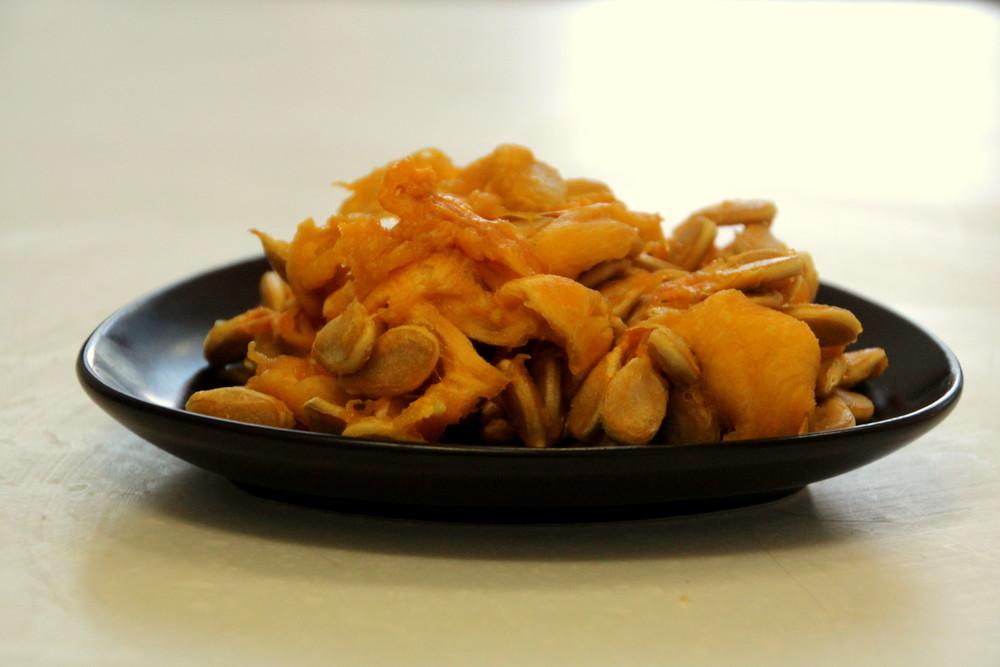 savory roasted pumpkin seeds