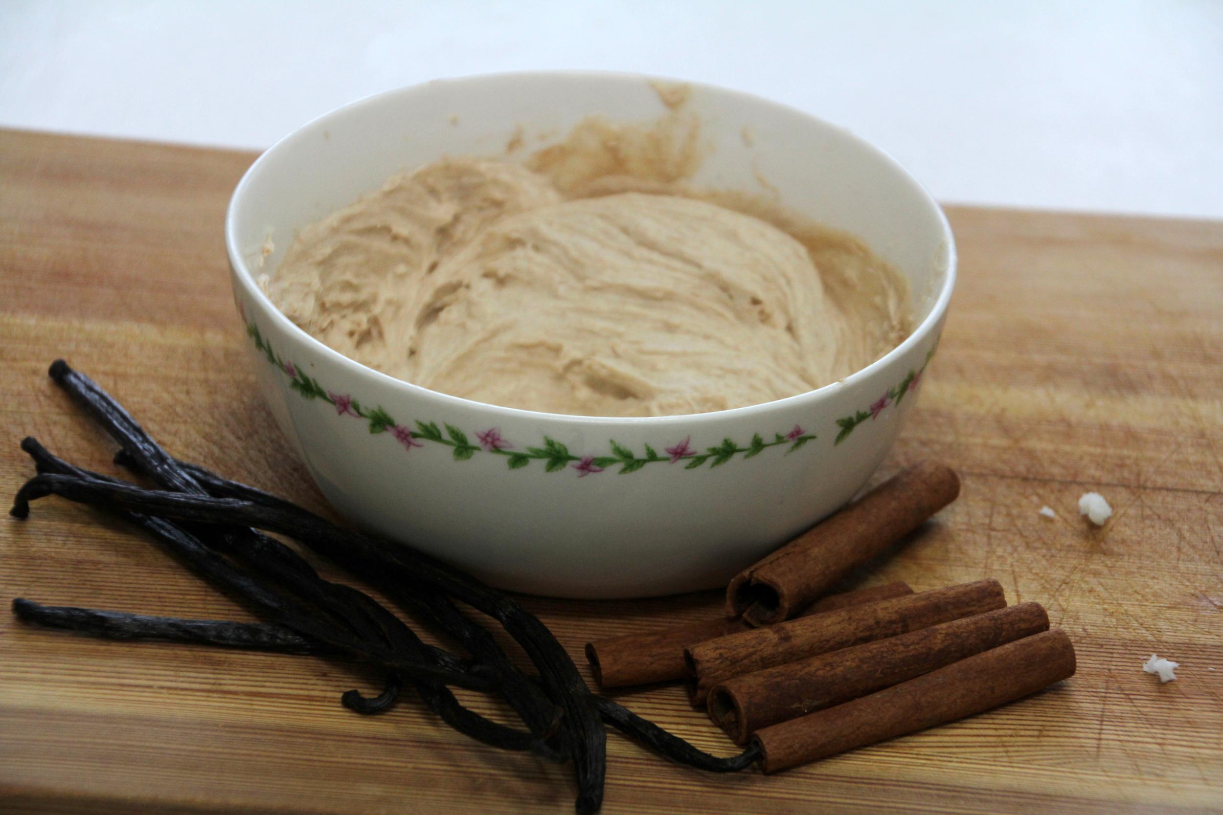 Vanilla Cinnamon Whipped Body Butter