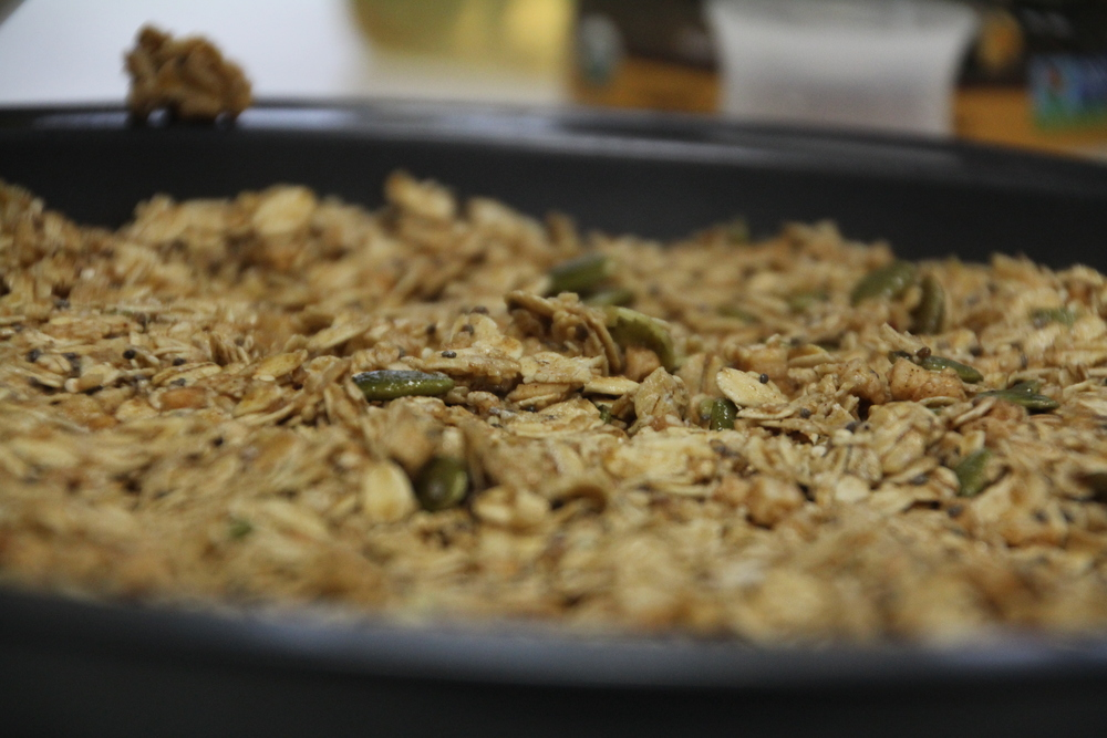 Fall Harvest Granola