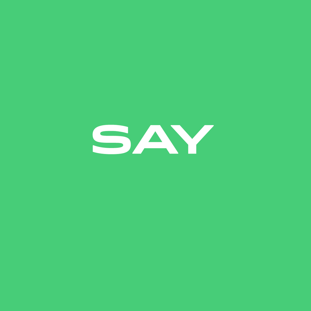 Say is taking the proxy processing process and completely digitizing it, bringing shareholder activism into the 21st century.
