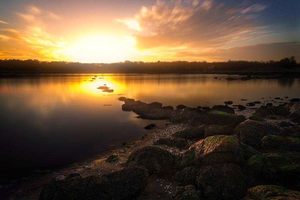 Kenetic Sunset