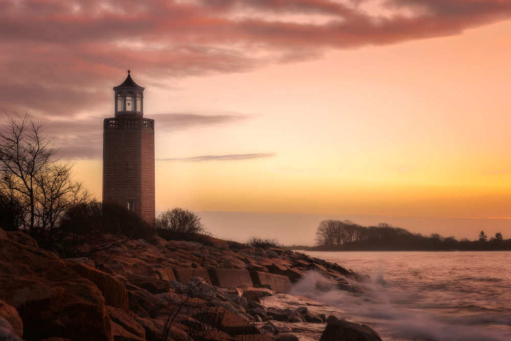 Avery Point Light