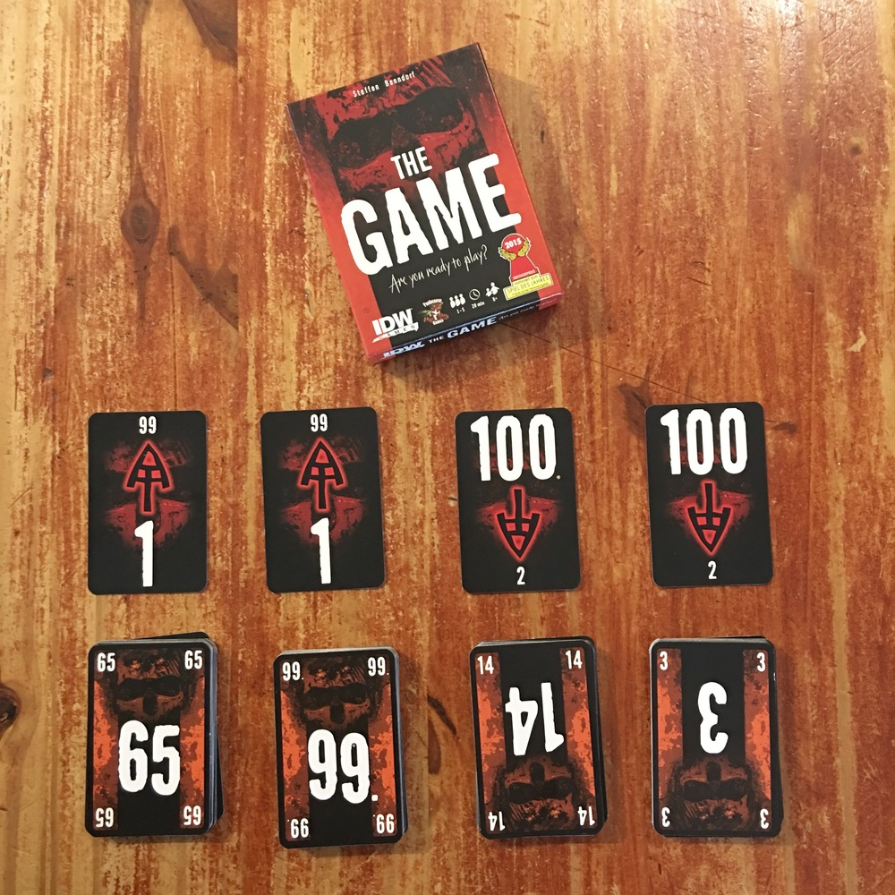 The Game from IDW Games