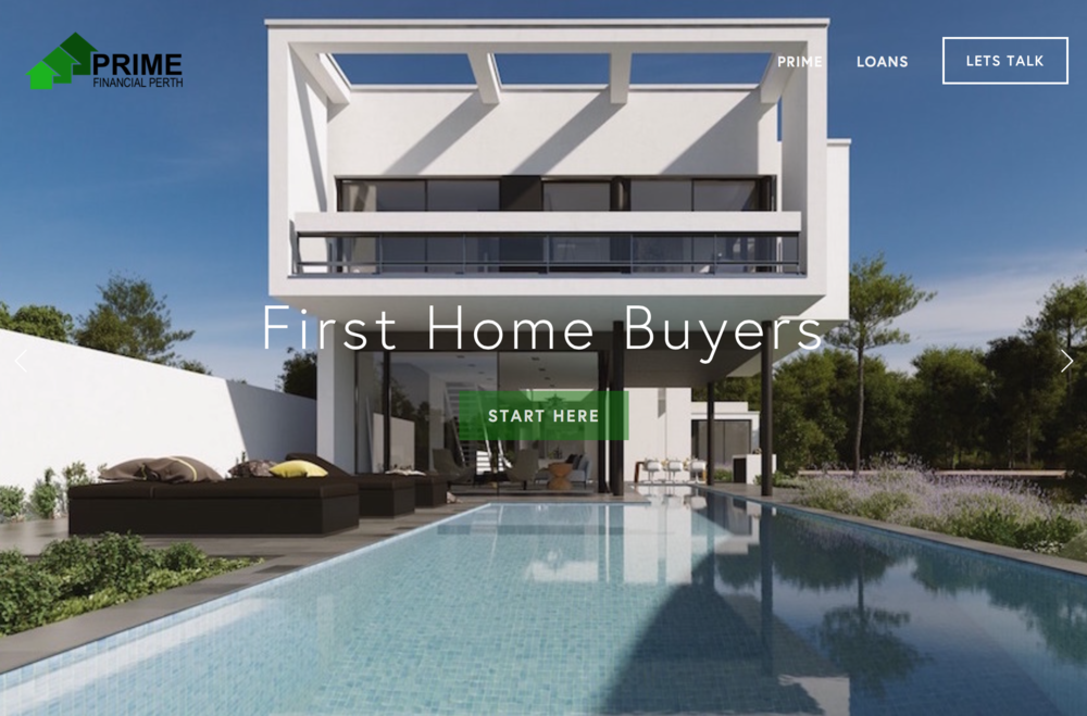 Prime Financial Perth - First Home Buyers