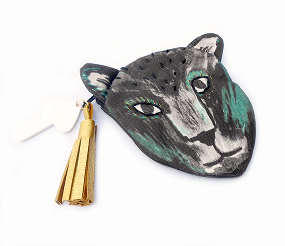 PERTH PANTHER PURSE