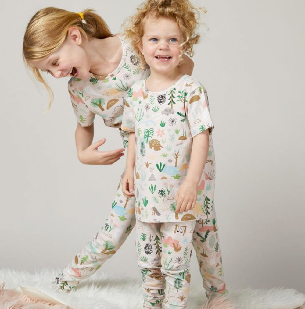 BUSH WALKERS PYJAMA SWEET SET