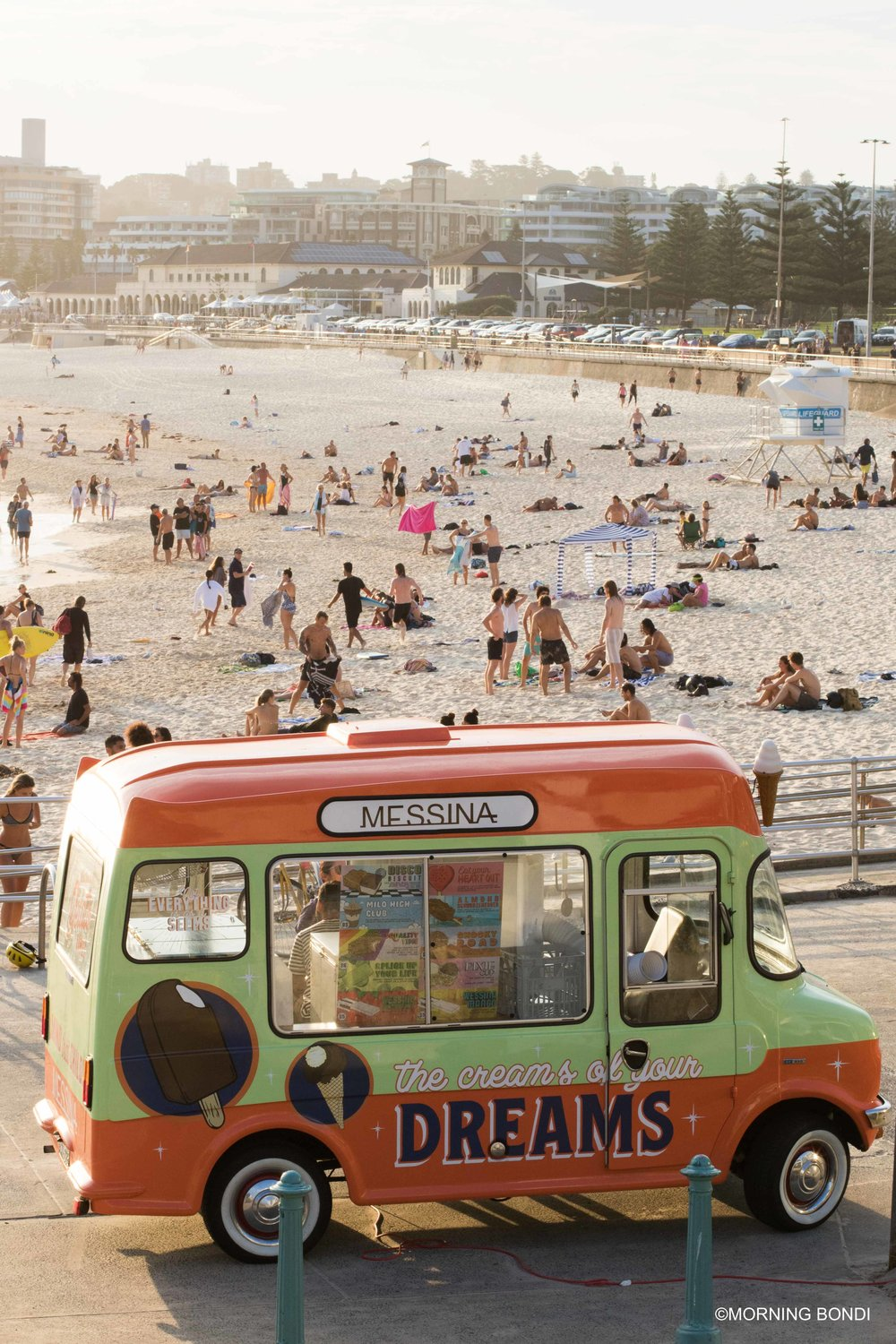 Messina - the best ice creams in Bondi