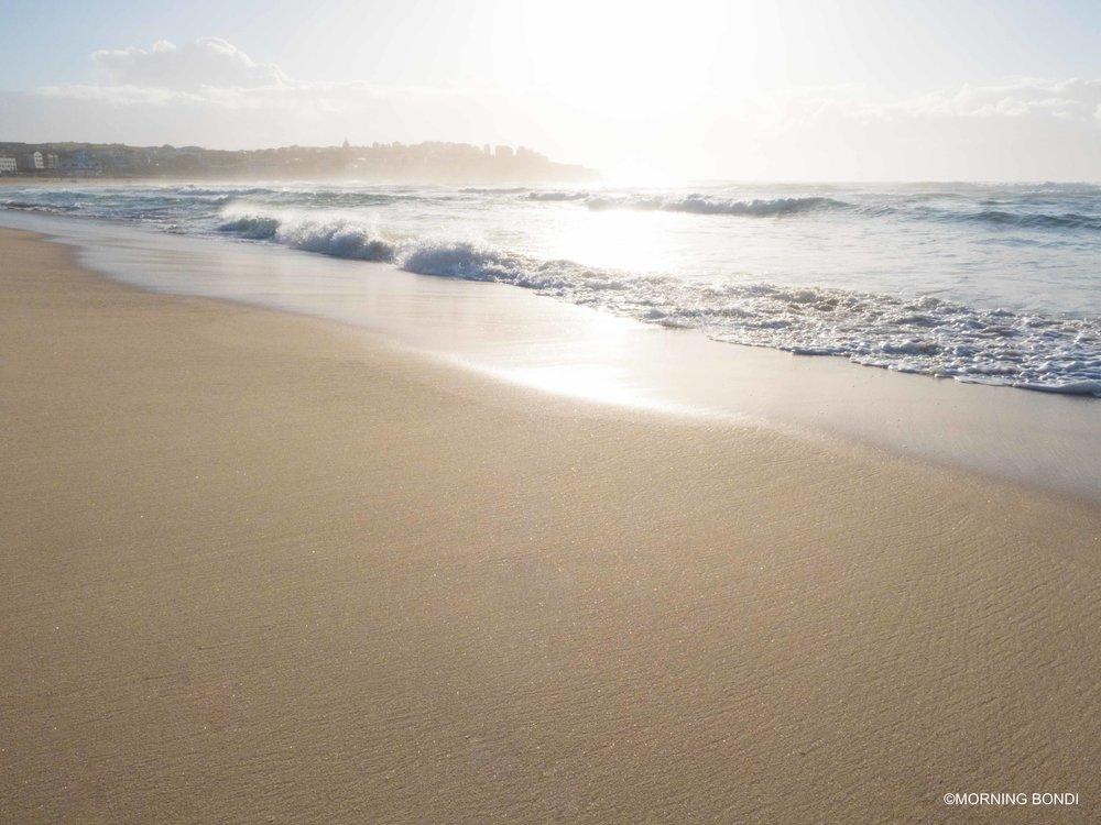 Sun of a beach!