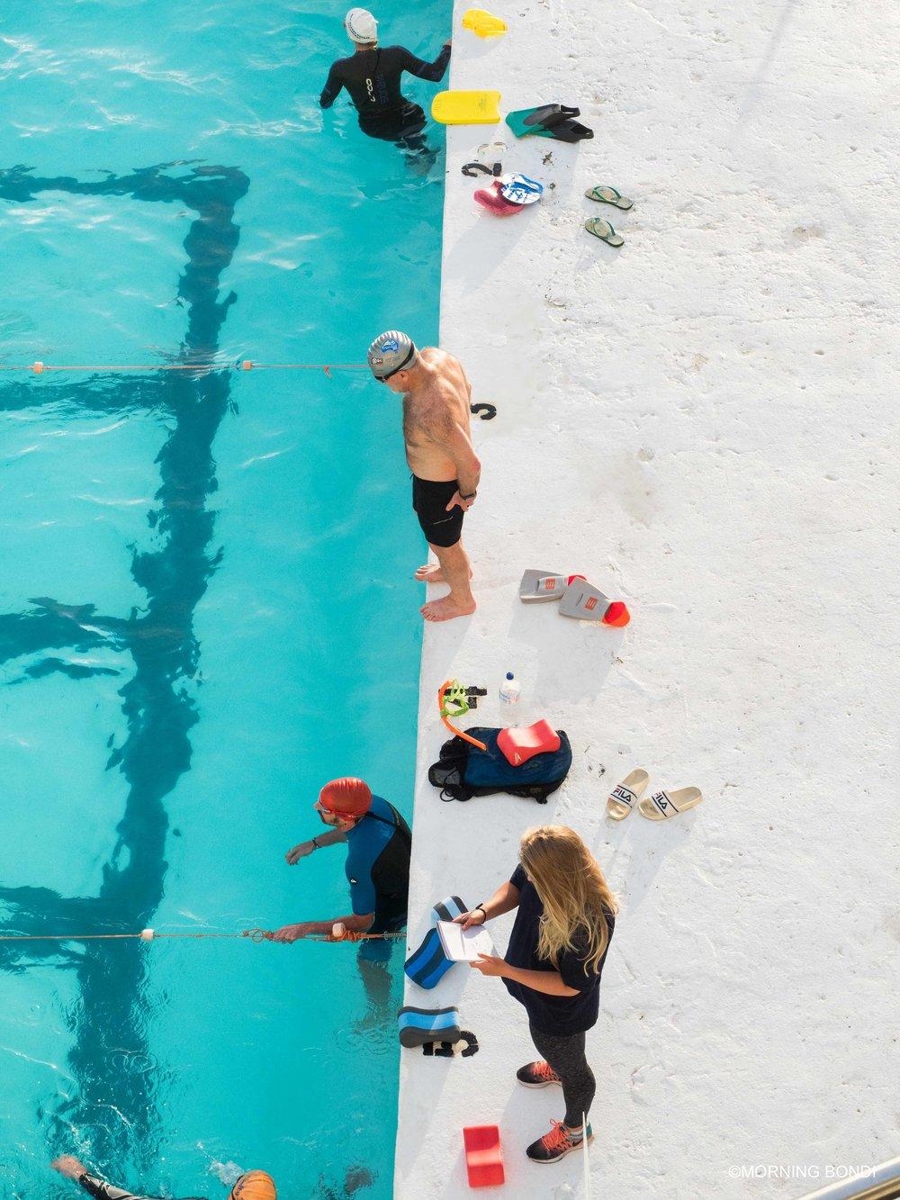 Swim squads