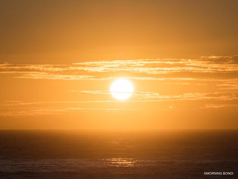 Bonjour Sun!