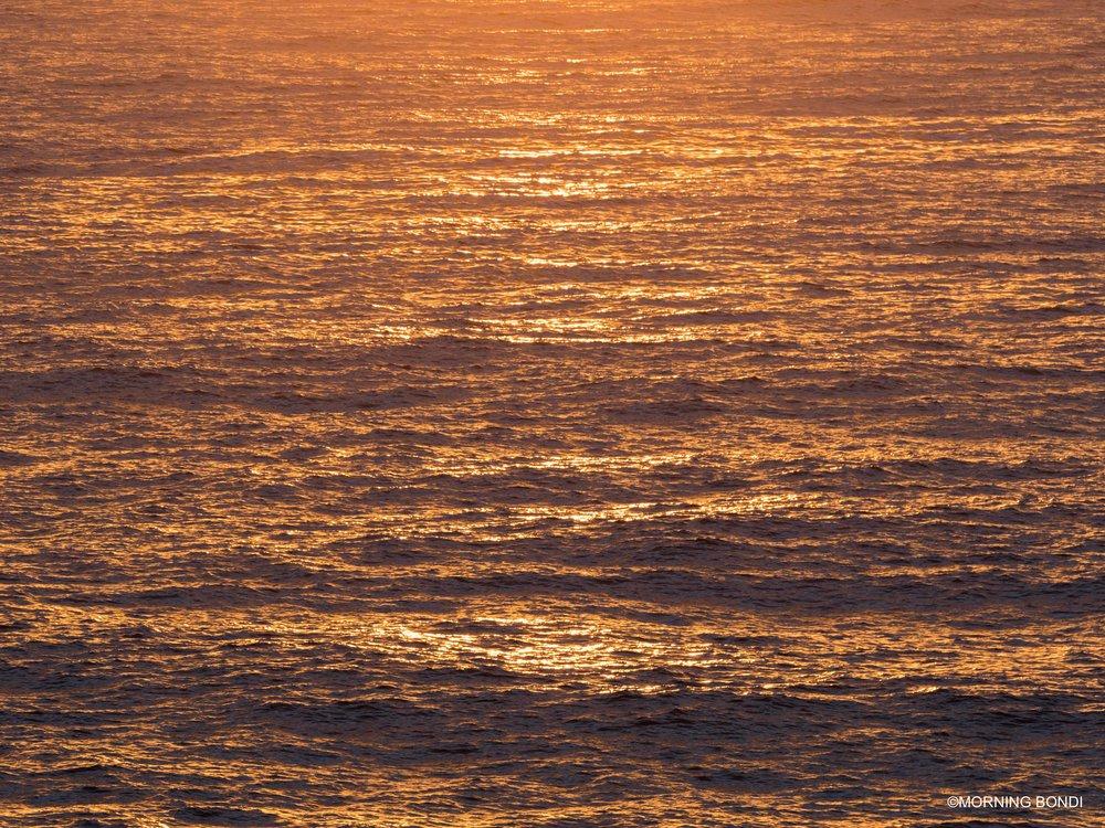 La Mer at sunrise