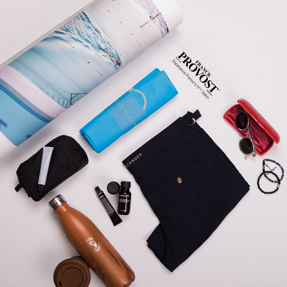 The ultimate Summer Essentials Gift Pack, enter   HERE