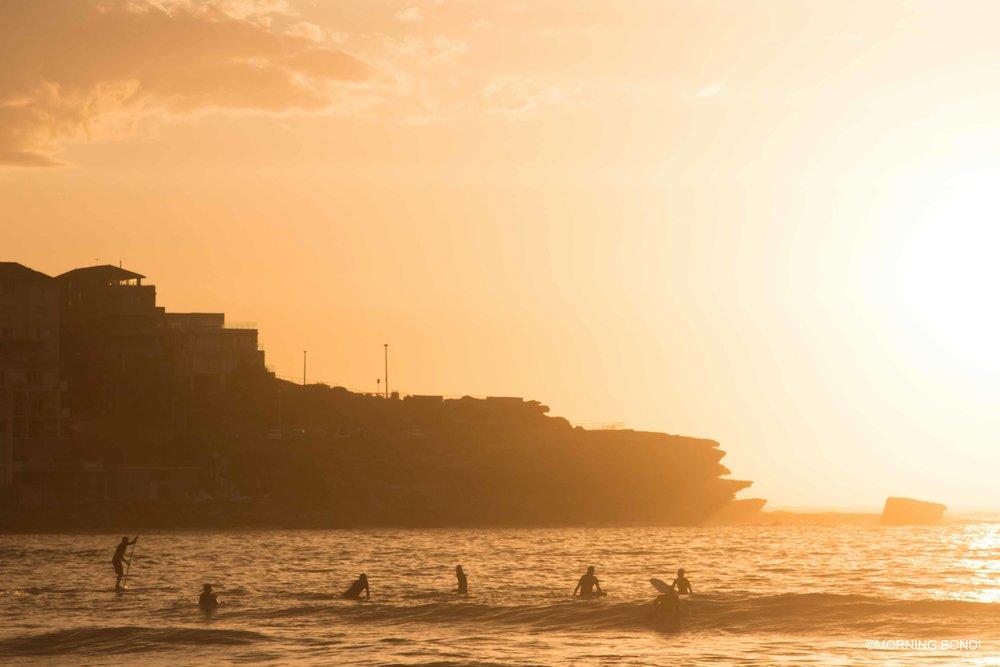 Sunrise surf (13th December 2016)