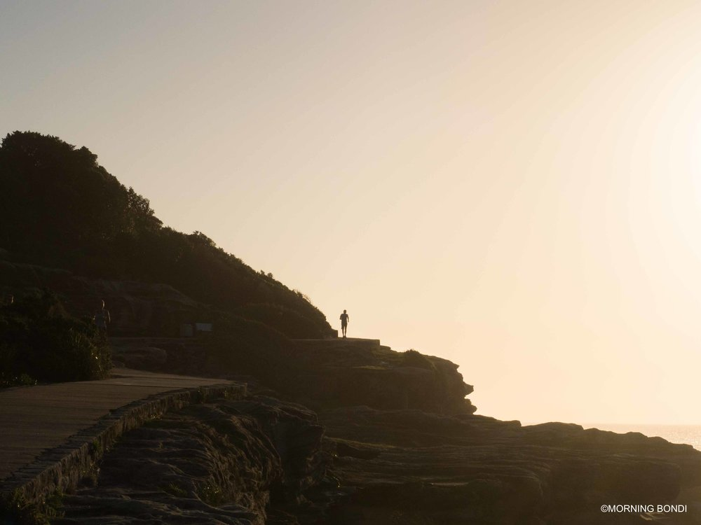 The iconic Bondi to Bronte coastal walk (1st December 2017)
