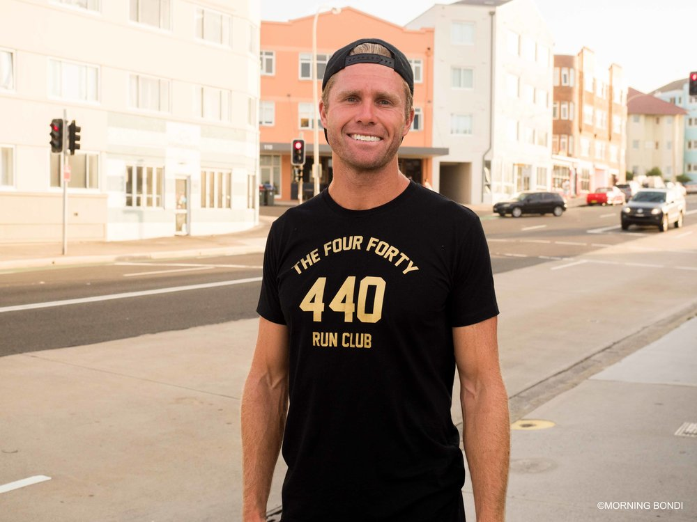 Trent Knox  , PT and founder of the   440 Run Club   (free to join!)