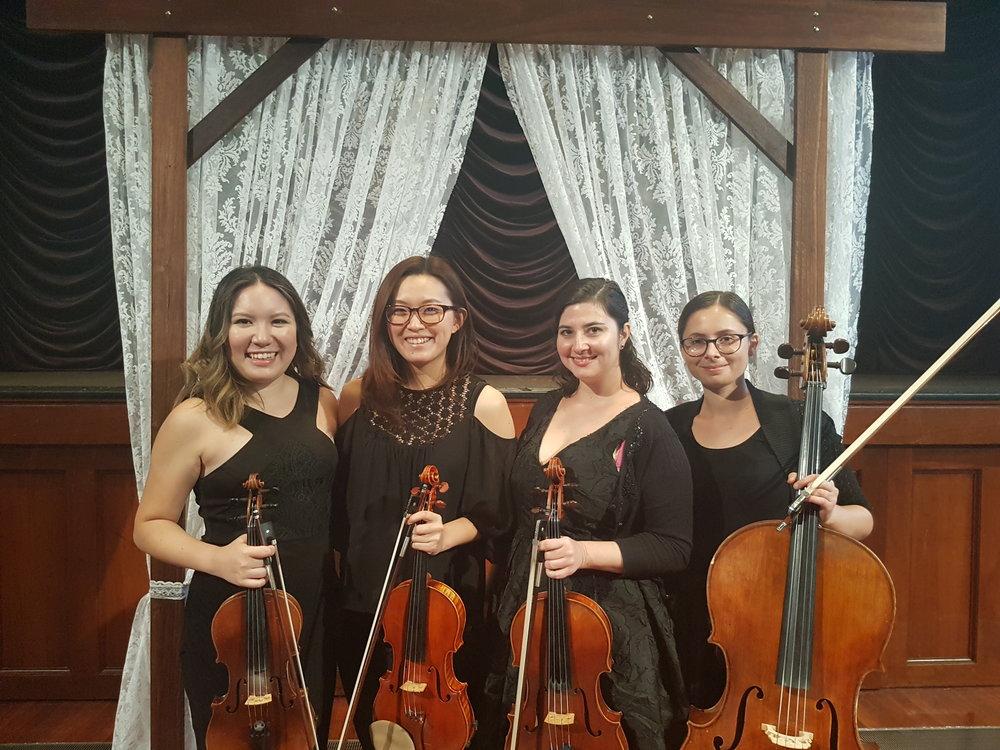 String Quartet Wedding.Riverside Ensembles Portfolio String Quartet Wedding Ceremony