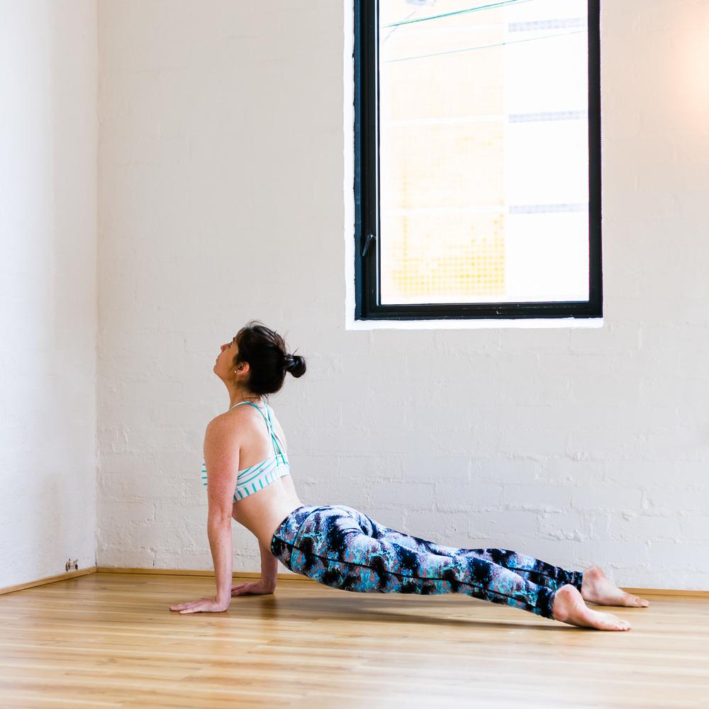 Jessica Dewar Yoga Ashtanga
