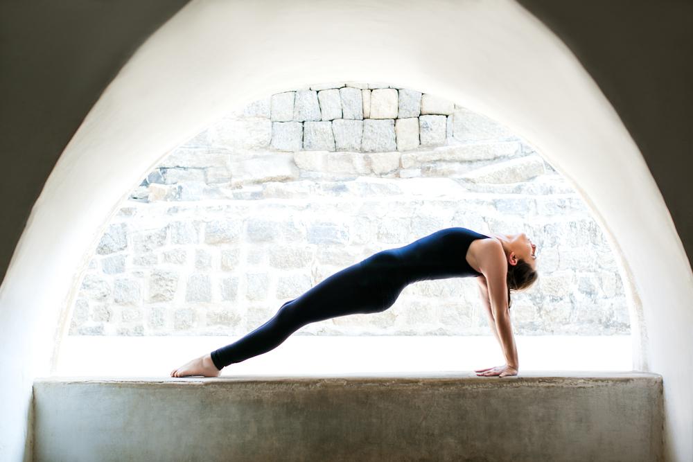 Hatha Yoga: Jessica Dewar Yoga
