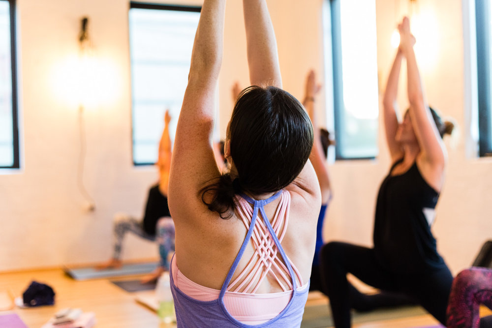 Yoga Class Styles