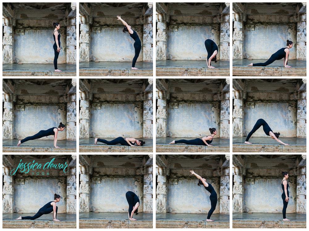 Jessica Dewar Yoga Arm Balancing Workshop 2017