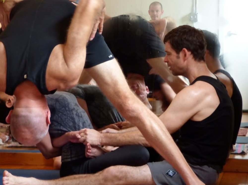 Peter Sanson _Jessica Dewar Yoga Blog