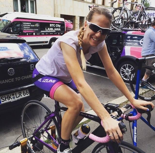 Nicole Moerig Cyclist