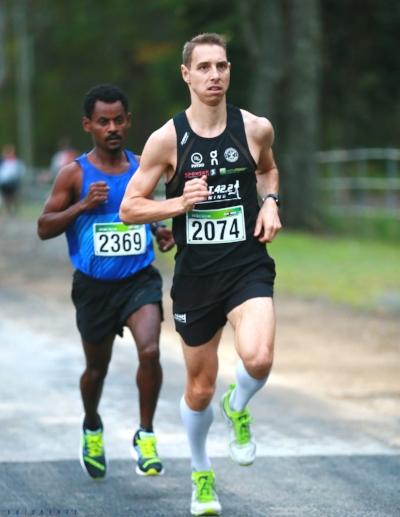 Patrick Nispel Marathon runner