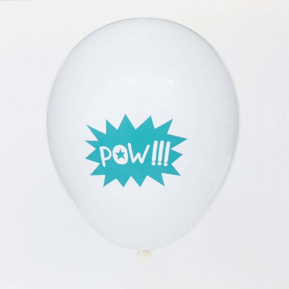 5 POWBALLOONS