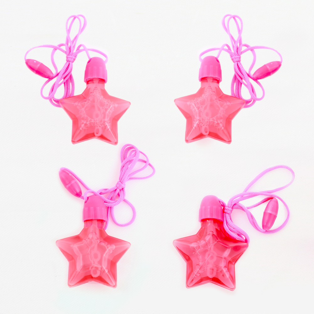 STAR BUBBLE NECKLACES