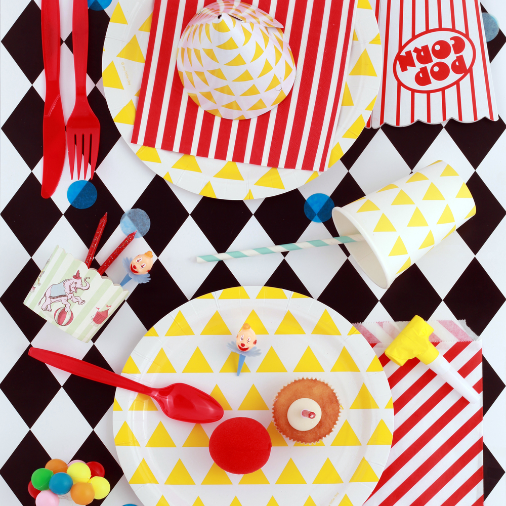 circus party kit