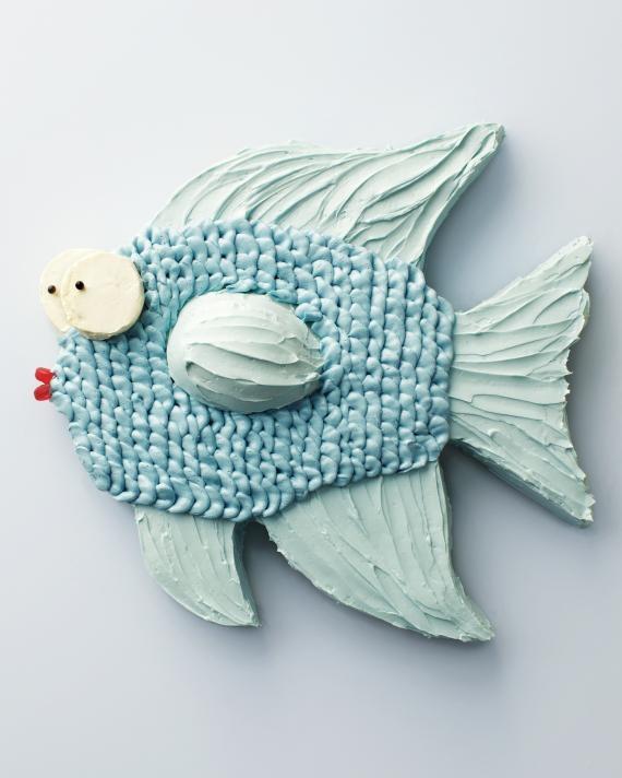 FISH CAKE - MARTHA STEWART