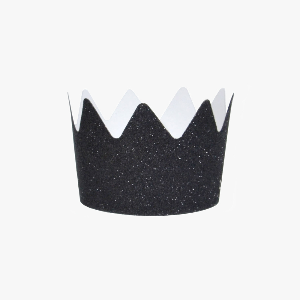 my little day black glitter crown.jpg