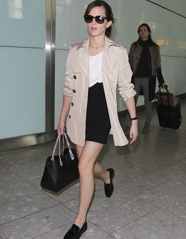 Emma Watson (source: Dailymail)