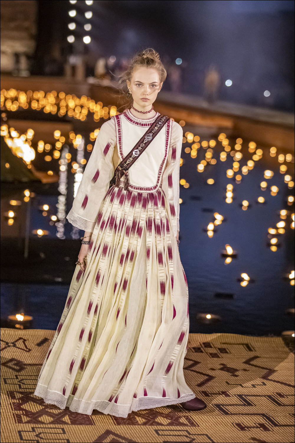 c33e19eeef4 Dior always creates amazing runways in the most amazing places in the world  and now