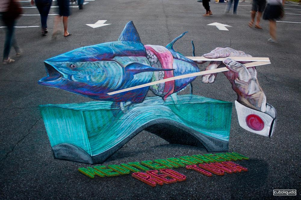 Chalk Festival - Venice Chalk Festival 2014