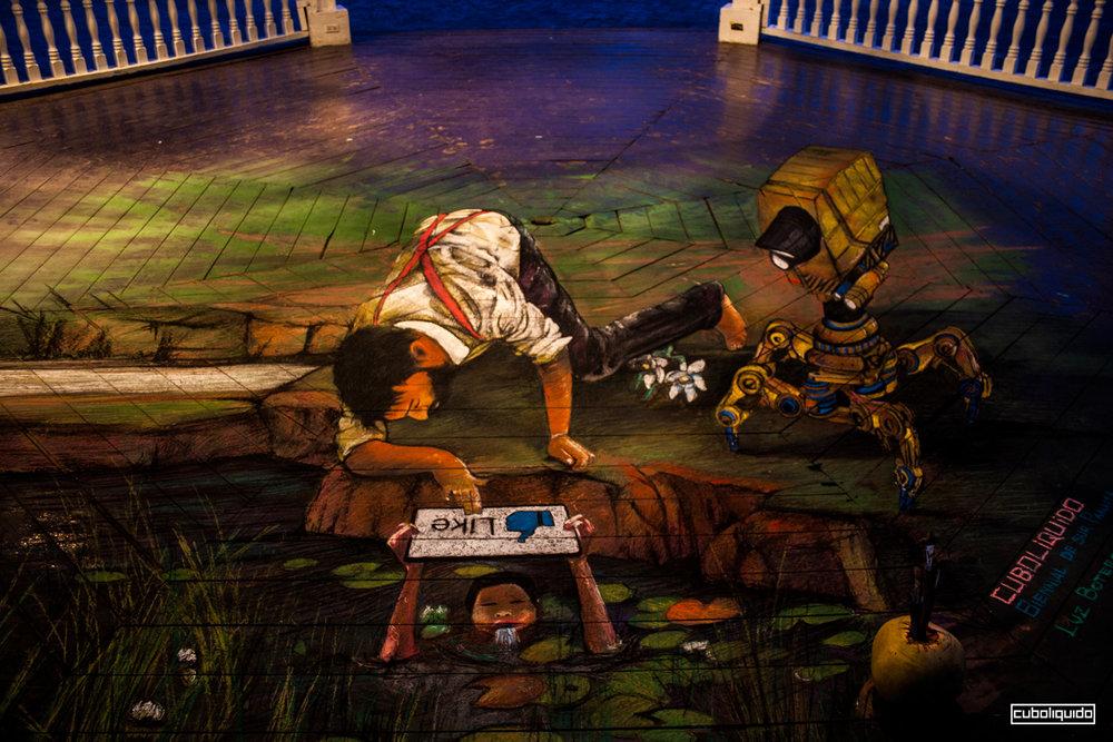 Biennal of Art - Biennial de Sur Panama