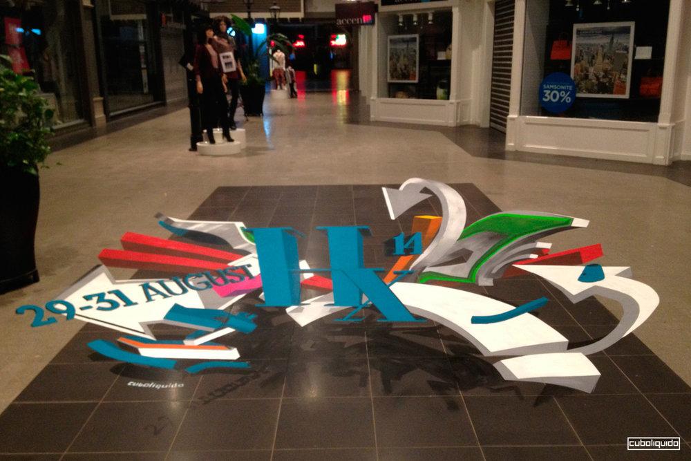 HX Street Art Festival - Helsinborg 2014