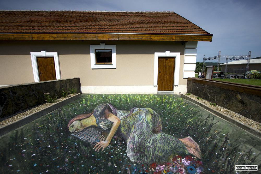 3d Street Painting Festival - Midalidare