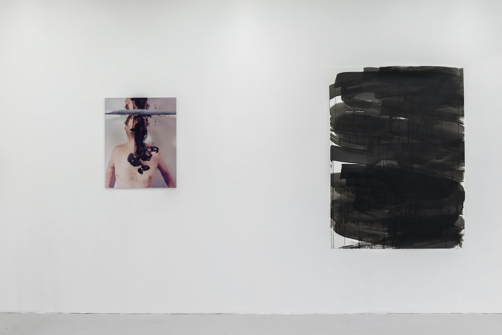 Photo: Tommy Ellingsen (Works by Per Christian Brown and Margrethe Aanestad)