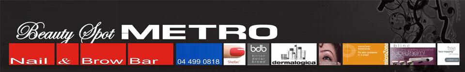 Beauty Spot Metro Online Booking