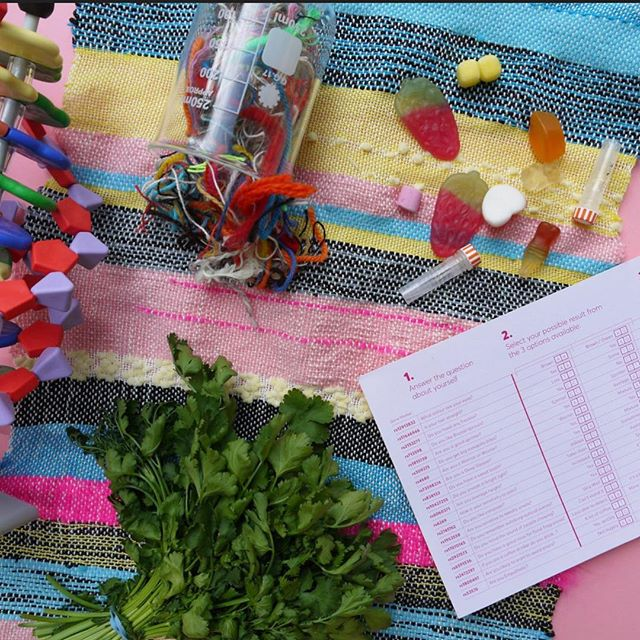 Want to 'Weave your own DNA Code' and learn a bit about what makes you... you!? Exciting workshop announcement soon 🤓